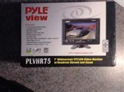 "PYLE Car Video PLVHR75 7"" TFT LCD"